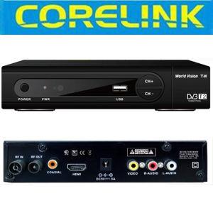 FTA HD DVB-T2 Set-Top Box with Mstar7816+ Nmi120