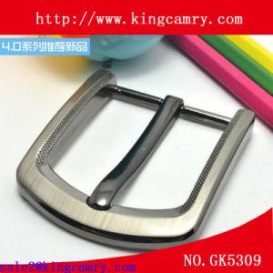 Custom Zinc Alloy Belt Western Buckle Pin Belt Buckle pictures & photos