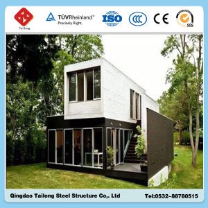 Modular Expandable Steel Prefab Container House pictures & photos