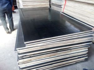 Tecon Cheap Film Faced Shuttering Plywood pictures & photos