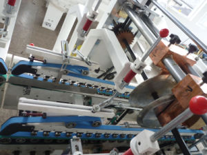 Crash-Lock / Pre-Fold Automatic Folder Gluer Machine (SHH-1200AG) pictures & photos