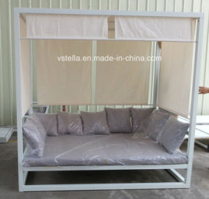 All Weather Aluminum Garden Outdoor Daybed pictures & photos