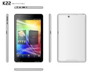 K22 Quad-Core Super Slim Tablet PC with Metal Shell (K22)