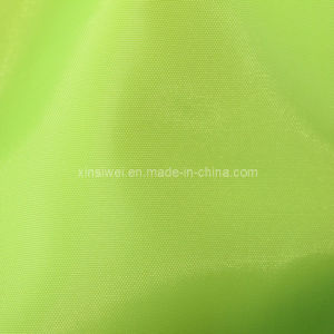 Fluorescence 100% Polyester Oxford Fabric pictures & photos