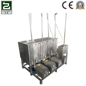 Water Liquid Four-Side Sealing and Multi-Line Packing Machine pictures & photos