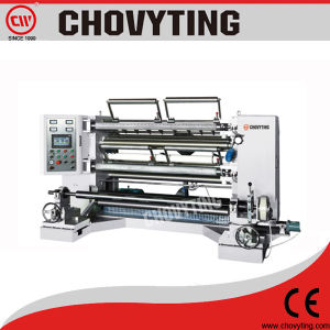 Automatic Vertical Slitting & Rewinding Machine (CW-FQL1300) pictures & photos