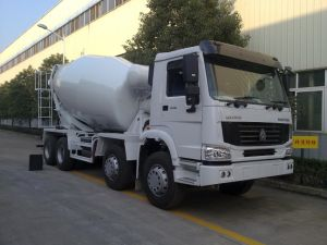 Sinotruk HOWO 6*4 Concrete Mixer Truck pictures & photos