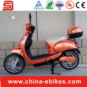 2015 New Design Electric Pedalec Motorcycle for Sale