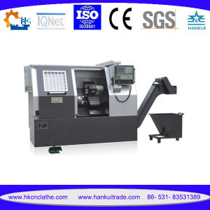 Ck40L Top Rank Quality Slant Bed CNC Lathe with Fanuc Contoller pictures & photos