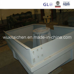 Steel Structure Fabrication Dry Bottom Feed System Skip pictures & photos