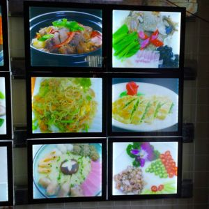 Customized Classic Acrylicframeless LED Lightbox pictures & photos