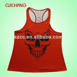 Tank Top, Stringer Tank Top, Muscle Tank, Women/Mem Tank Top, Gym Tank Top, Sports Wear Women Gym Singlet Bx-001 pictures & photos