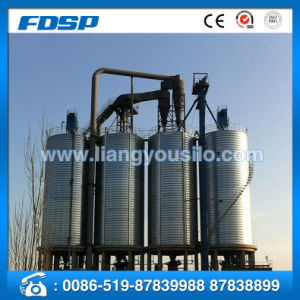 Factory Direct Supply Improved Quality 3000t Grain Silo pictures & photos