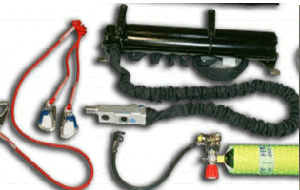 Military Equipment Pneumatic Door Opener pictures & photos