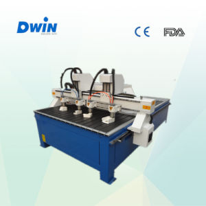 Multi Head 4 Axis CNC Router Engraver Machine pictures & photos