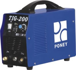 TIG/MMA Welding Machine pictures & photos