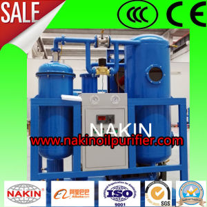 Waste Turbine Oil Filtration Purification Plant, Oil Recycling Machine pictures & photos