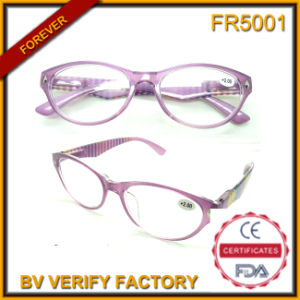 Fr5001 Reading Glasses Full Frame Women Eyeglass pictures & photos