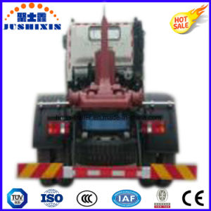 New Style Dongfeng 4X2 170HP 10m3 Hook Arm Refuse Truck pictures & photos