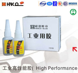 401 High Performance Cyanoacrylate Adhesive pictures & photos