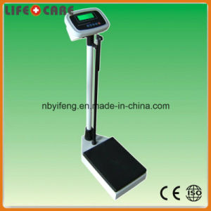 Height Measure Electronic Body Weight Scale pictures & photos