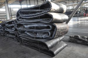 Natural Rubber Airbag Dunnage Marine Rubber Fender for Ship Launching