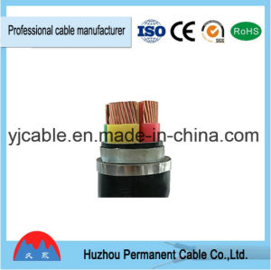 4*240+1X120 Yjv22 Yjlv22 0.6-1kv XLPE Electrical Power Cable pictures & photos