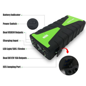 Power Bank for Smartphones Digital Devices Car Jump Starter Function pictures & photos