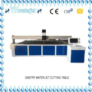 Water Jet Cutting Table for The Materials Cutting Machine pictures & photos