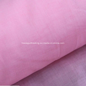 Dyed or Printed Cotton Voile Fabric pictures & photos