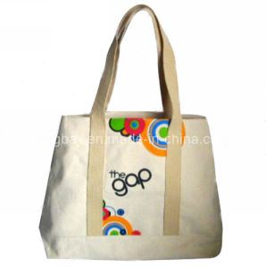 Fashion Canvas Tote (CSBG09-028)