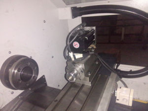 Small Size Lathe Ck30 CNC Turning Lathe and Metal Machine (CK6130) pictures & photos