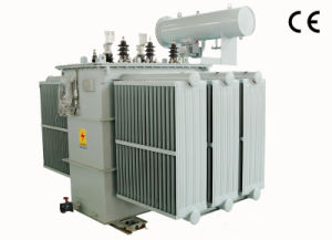 Rectifier Transformer for Medium Frequency Induction Furnace (ZPS-8000/35) pictures & photos