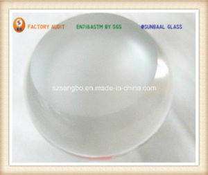 Glass Ball With Bottom pictures & photos