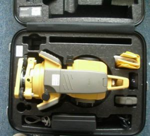 Topcon Gts102n Total Station English, Spanish, Portuguese, French Version Total Station pictures & photos