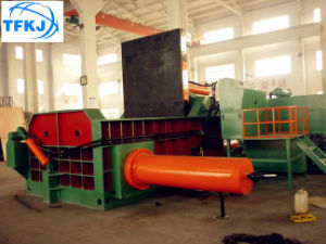 Y81/T-2500hydraulic Scrap Metal Iron Aluminum Baling Press (factory and supplier) pictures & photos
