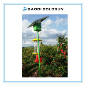 Solar Powered Insect Light Traps pictures & photos