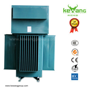 3-pH Inductive AC Voltage Regulator/Stabilizer for Elevator Control pictures & photos