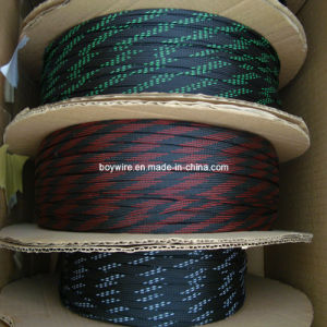 Multi-Colored Pet Expandable Braided Sleeve pictures & photos
