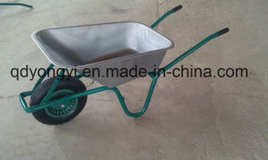 Heavy Duty Wheelbarrow for Europe Market, Ireland Wb6414t