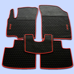 PVC Rubber Car Floor Mat for Suzuki Sx4 pictures & photos
