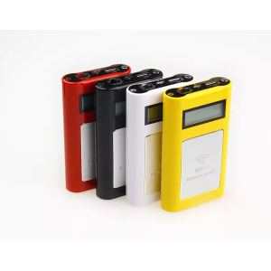 High Quality LCD Functional Dual USB Mobile Power Bank (X9WiFi) pictures & photos