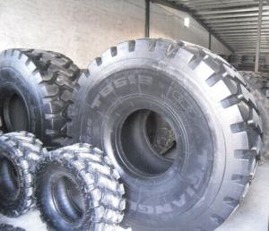 Tires for Volvo L50 Wheel Loader pictures & photos