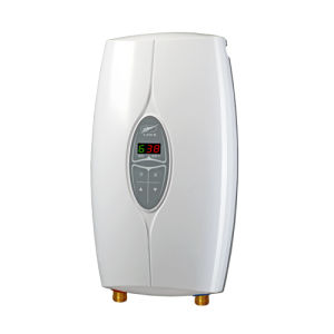 Electric Water Heater with Gear-Shifting