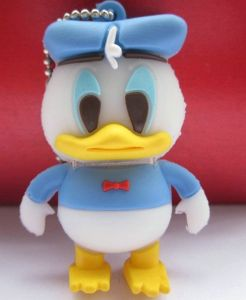 8GB Donald Duck USB Flash Memory (D-020)
