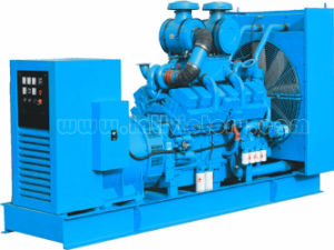 410kw Indoor Type Diesel Generator with Deutz Engine for Industrial & Home Use pictures & photos