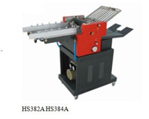 Paper Folding Machine/Folder Machine (HS382A) pictures & photos