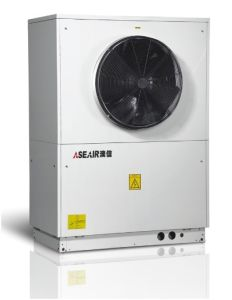 Cold Climate Heat Pump for House Heating and Dhw (15kW to 24KW)