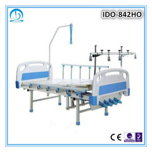 Surgical Ward Use Therapy Traction Bed 4 Functions pictures & photos
