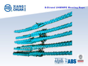 8-Strand UHMWPE Mooring Rope pictures & photos